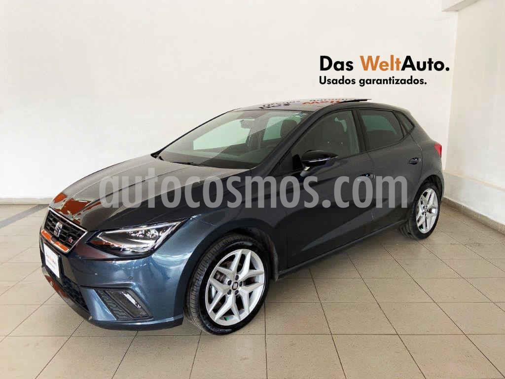 foto SEAT Ibiza FR 1.0L TSI usado (2020) color Gris precio $319,355
