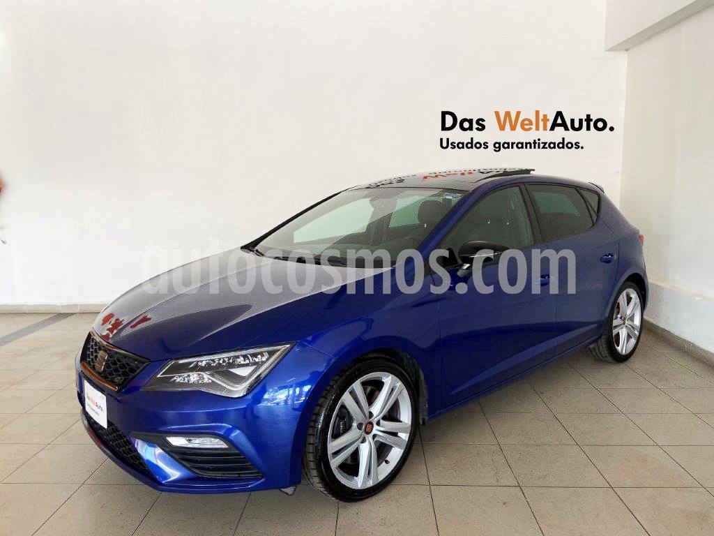 foto SEAT León Cupra usado (2019) color Azul precio $459,907