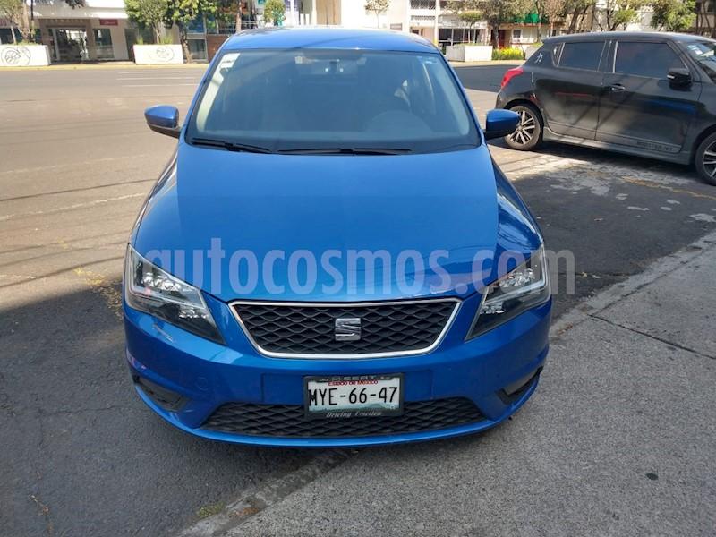foto SEAT Toledo Advance DSG usado (2016) color Azul precio $205,000