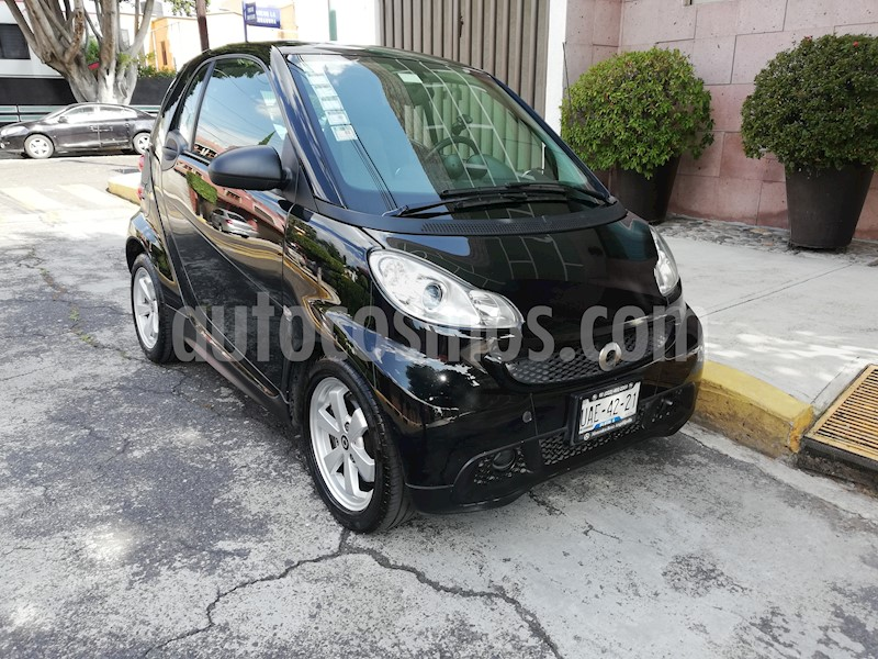 foto smart Fortwo Coupe mhd usado