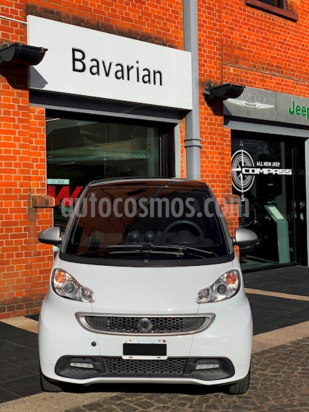foto smart Fortwo Coupe Passion usado