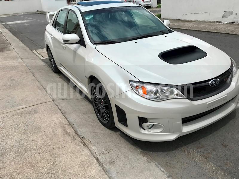 foto Subaru WRX STI 5P usado