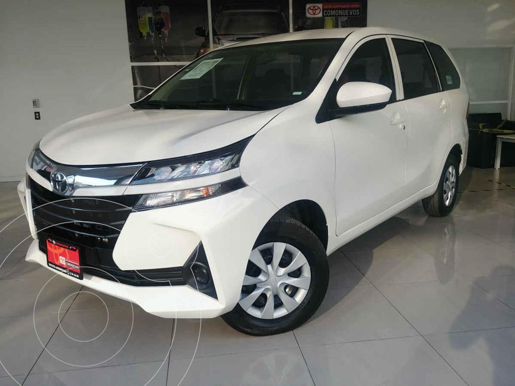 foto Toyota Avanza LE usado (2020) color Blanco precio $255,000