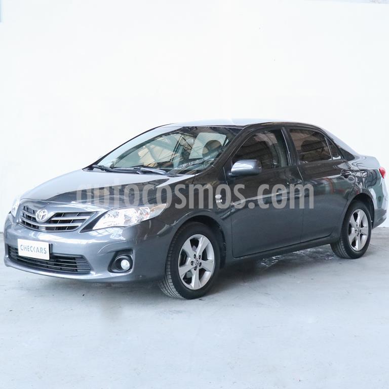 foto Toyota Corolla 1.8 XEi usado (2014) color Gris Oscuro precio $798.000