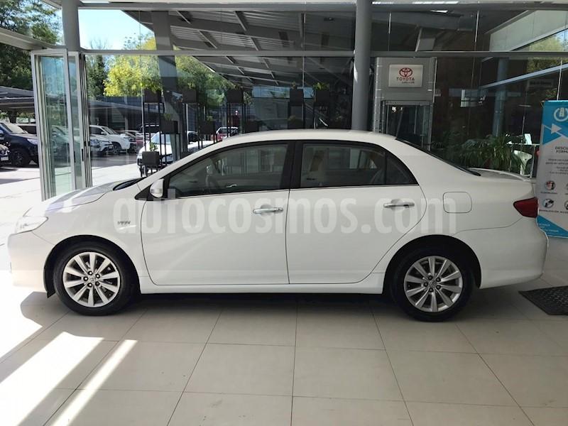 foto Toyota Corolla 1.8 SE-G Aut usado (2012) color Blanco precio $700.000