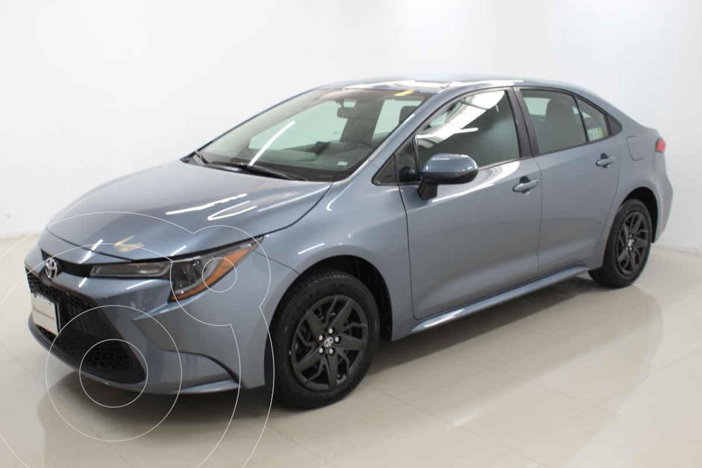 foto Toyota Corolla Base usado (2020) color Gris precio $309,000