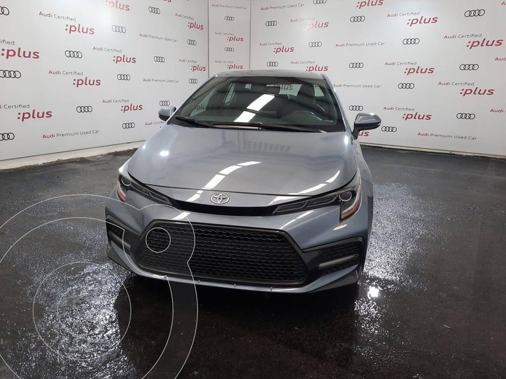foto Toyota Corolla SE Plus Aut usado (2020) color Gris precio $406,000