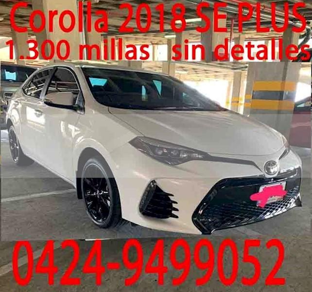 foto Toyota Corolla Seg 1.8 usado