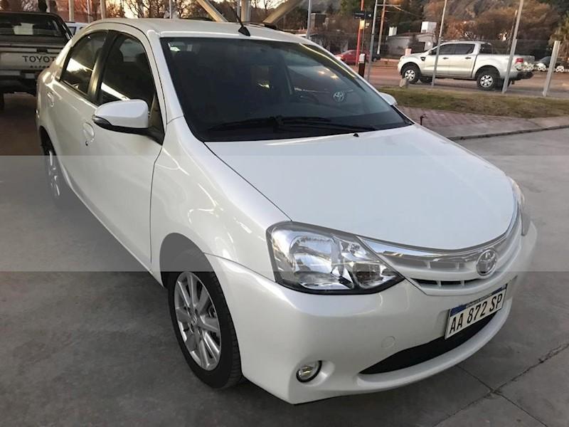 foto Toyota Etios Sedan XLS Aut usado