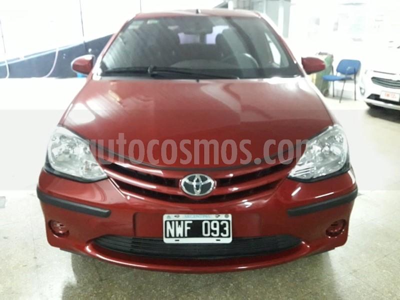 foto Toyota Etios Sedan XS 2015/2016 usado