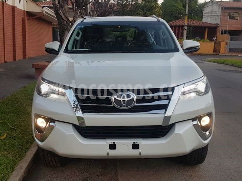 foto Toyota Fortuner 4.0L Aut 4x4 usado