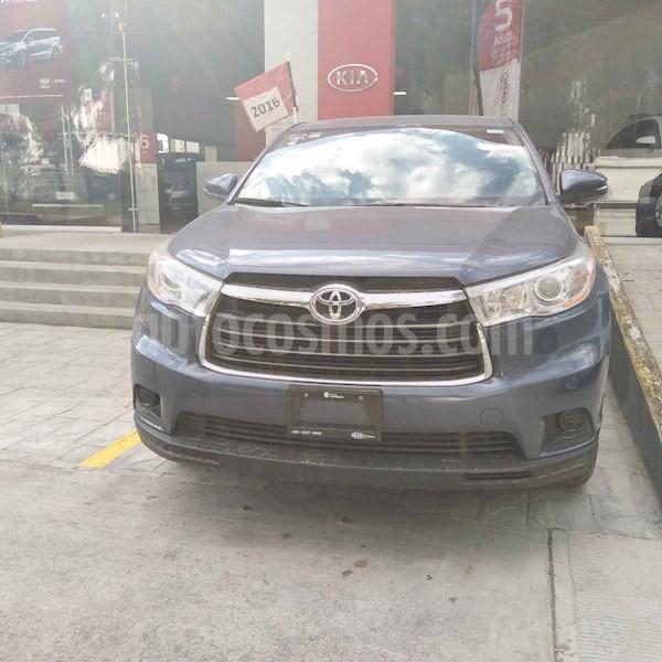 foto Toyota Highlander LE usado