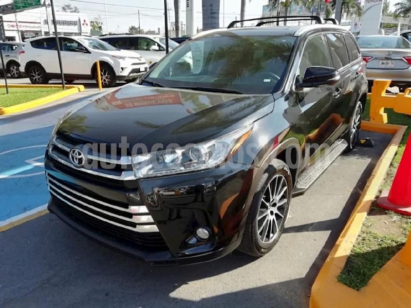 foto Toyota Highlander Limited usado
