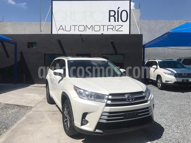 foto Toyota Highlander XLE usado