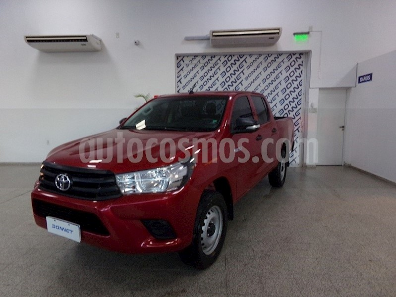 foto Toyota Hilux 2.4 4x4 DC usado