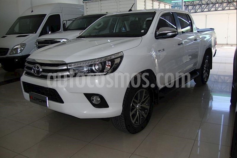 foto Toyota Hilux 2.4 4x4 DX TDi SC usado