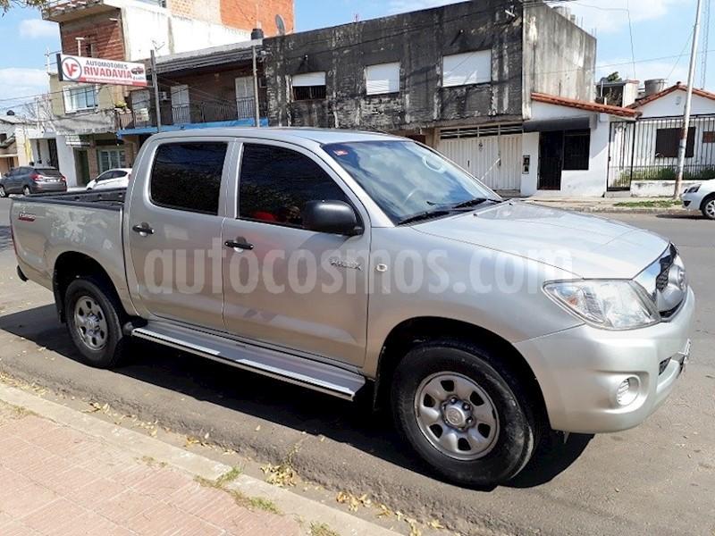 foto Toyota Hilux 2.5 4x2 DX DC usado