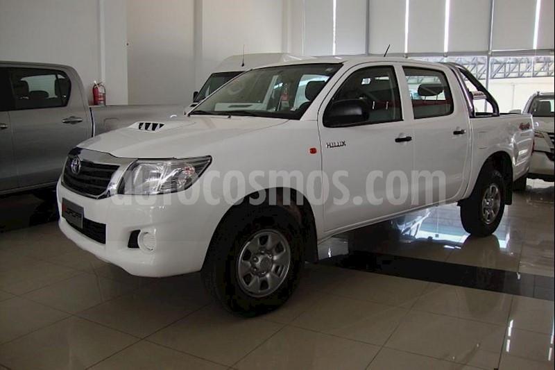 foto Toyota Hilux 2.5 4x4 DX SC usado
