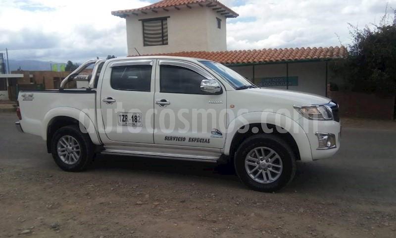 foto Toyota Hilux 2.5L Diesel 4x4 usado
