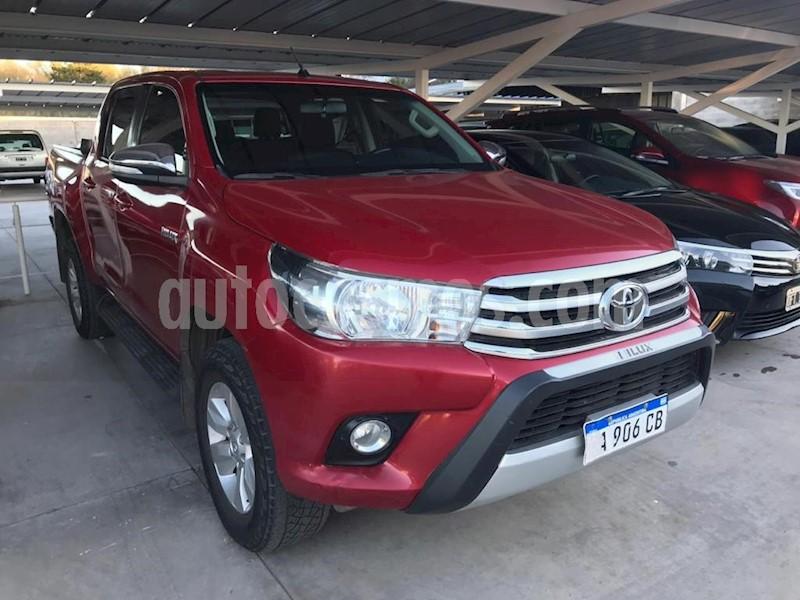 foto Toyota Hilux 2.7 4x2 SRV DC  usado