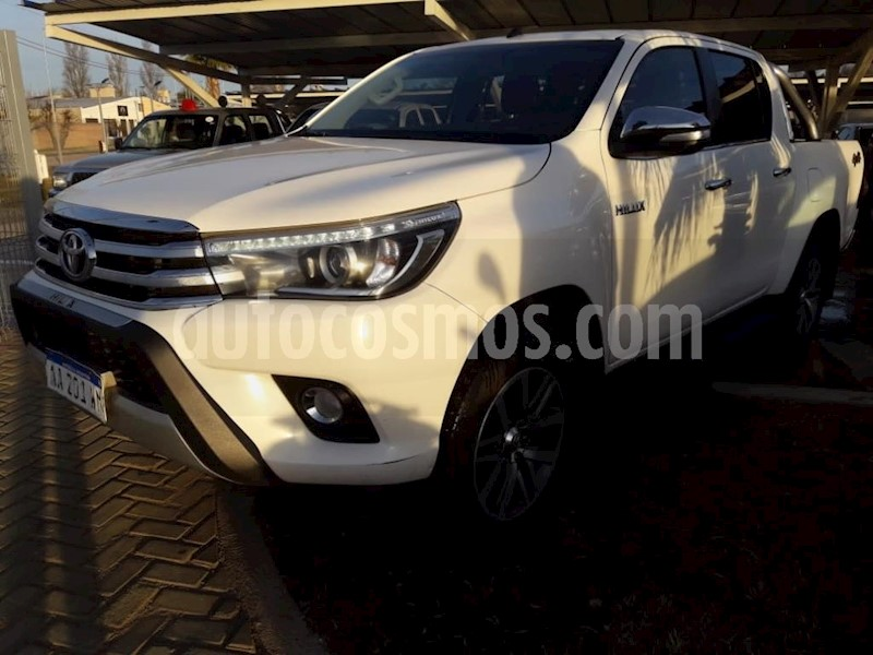 foto Toyota Hilux 2.8 4x4 SRX TDi DC Aut usado