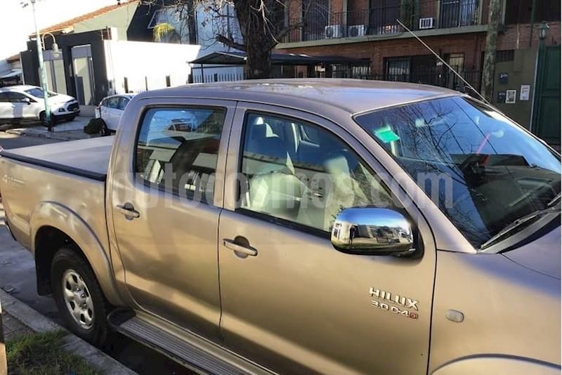 foto Toyota Hilux 3.0 4x4 SRV TDi DC usado