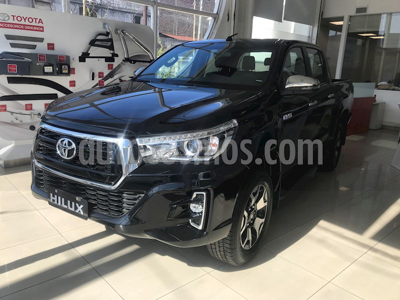 foto Toyota Hilux 2.8 4x2 SRX TDi DC Aut nuevo color A elección precio $3.246.200