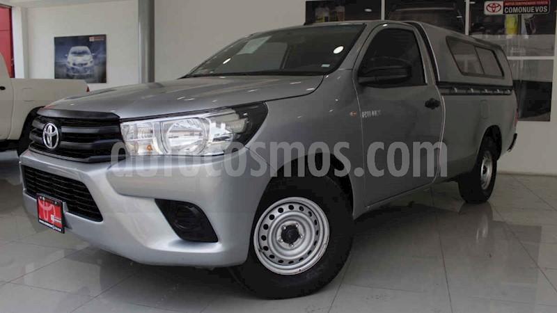 foto Toyota Hilux Cabina Sencilla usado