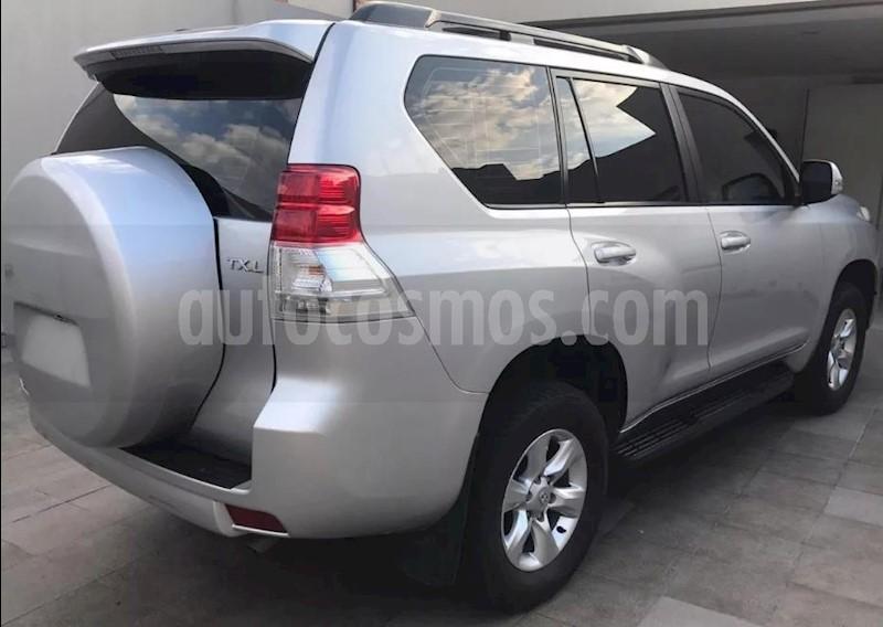 Toyota Land Cruiser Prado Tx L 2 7l Aut Usado 2013 Color Plata Precio 11 900
