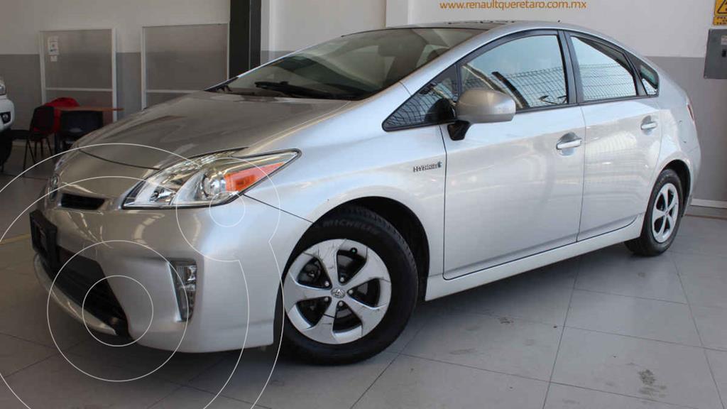 foto Toyota Prius C Premium SR usado (2015) color Plata precio $235,000