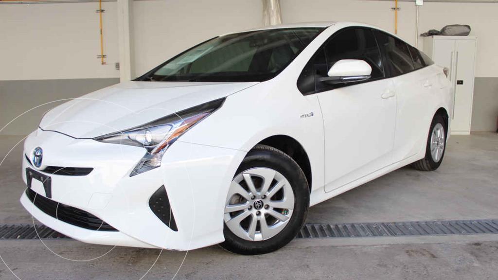 foto Toyota Prius C BASE usado (2017) color Blanco precio $265,000