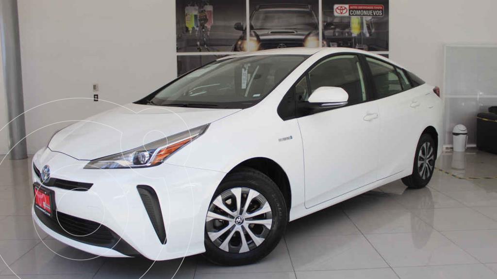 foto Toyota Prius C BASE usado (2020) color Blanco precio $378,000