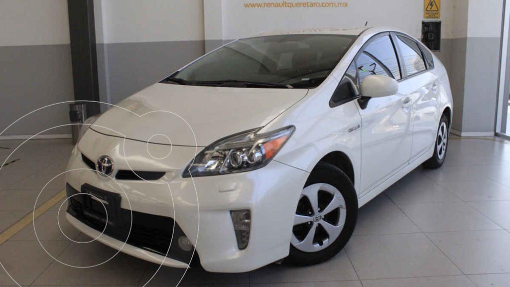 foto Toyota Prius C Premium usado (2012) color Blanco precio $218,000