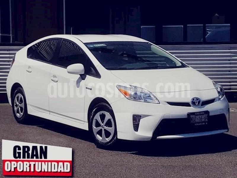 foto Toyota Prius 5p Base Hibrido L4/1.8 Aut usado