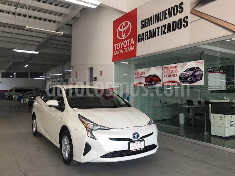 foto Toyota Prius 5p Premium SR Hibrido L4/1.8 Aut usado