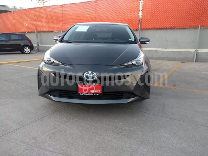 foto Toyota Prius BASE usado (2018) color Gris precio $325,000