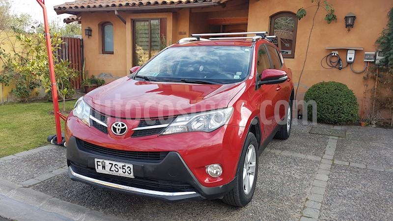 foto Toyota Rav4 2.5 Lujo 4X2 Aut usado