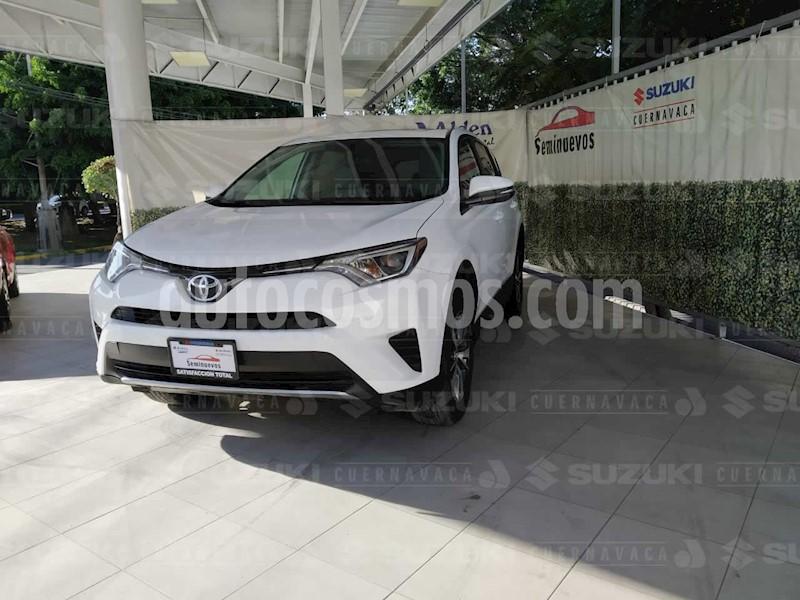 foto Toyota RAV4 XLE usado (2017) color Blanco precio $289,200