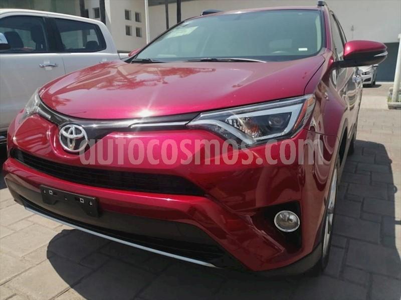 foto Toyota RAV4 Limited 4WD usado (2018) color Rojo precio $404,000