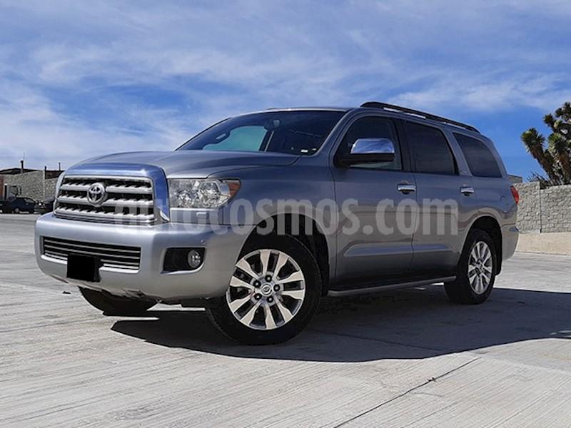 foto Toyota Sequoia Platinum usado (2016) color Plata precio $555,000