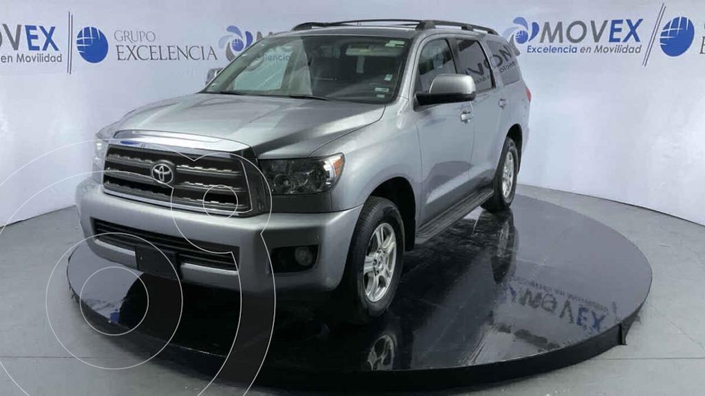 foto Toyota Sequoia SR5 Premium usado (2012) color Plata precio $290,000