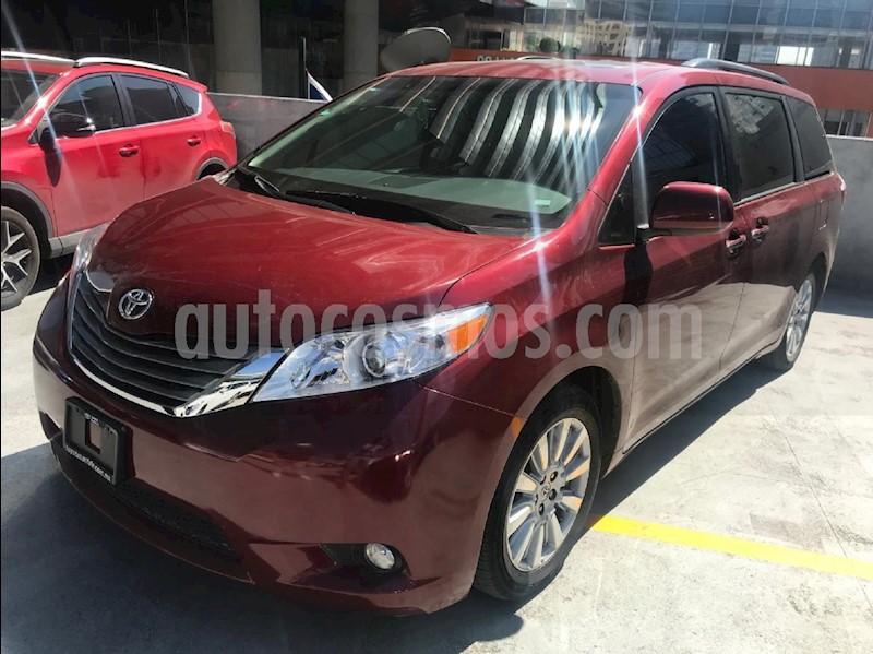 Foto Toyota Sienna Xle 3 5l Piel Seminuevo