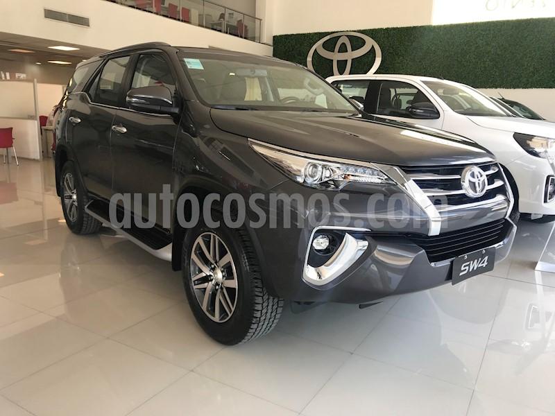 foto Toyota SW4 SRX 7 Pas Aut nuevo color Gris Oscuro precio $3.783.300