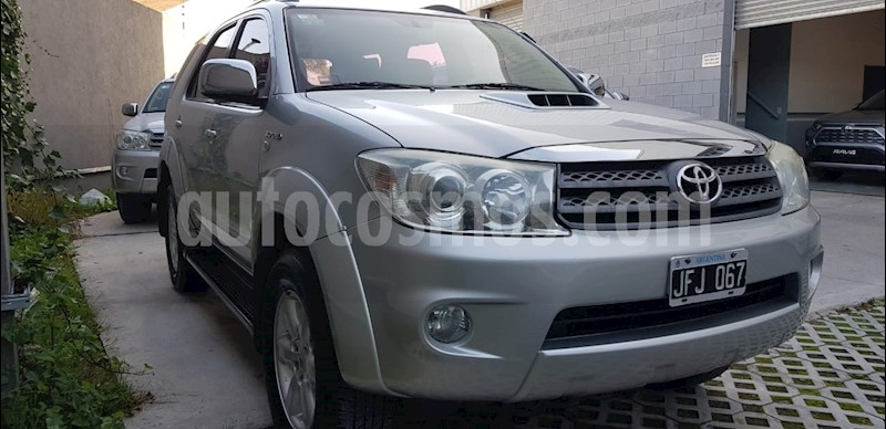 foto Toyota SW4 SRV Aut usado