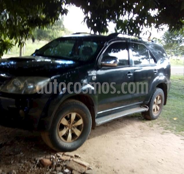 foto Toyota SW4 SRV Cuero usado