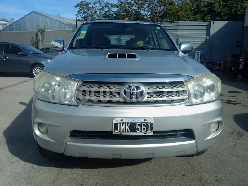 foto Toyota SW4 SRX 7 Pas usado