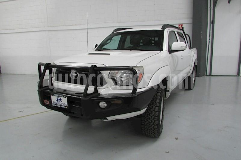foto Toyota Tacoma 4p TRD Sport V6/4.0 Aut 4x4 usado