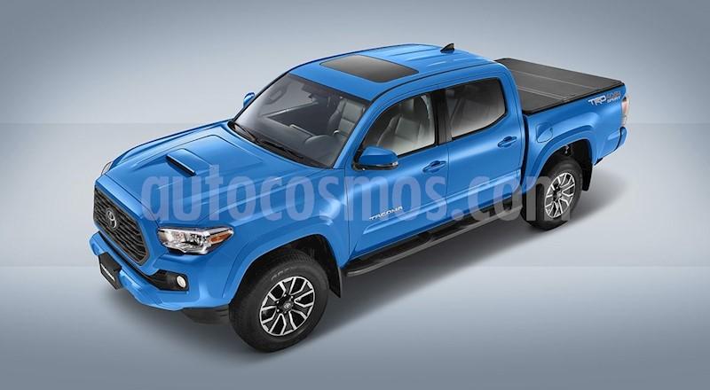 foto Toyota Tacoma TRD Sport nuevo color Blanco precio $626,900