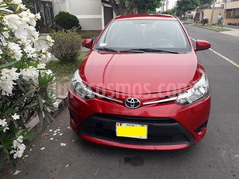 foto Toyota Yaris Sedan 1.3 GLi Aut usado