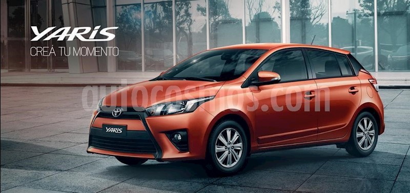 foto Toyota Yaris 1.5 XS usado